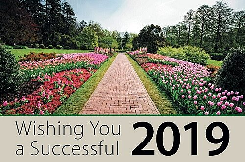Wishing you success in 2019