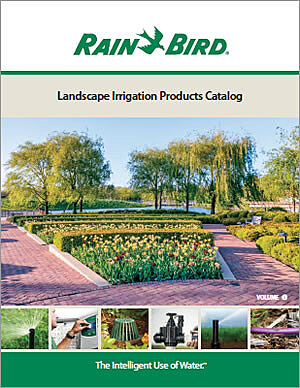 2019 Rain Bird Landscape Irrigation Products Catalog