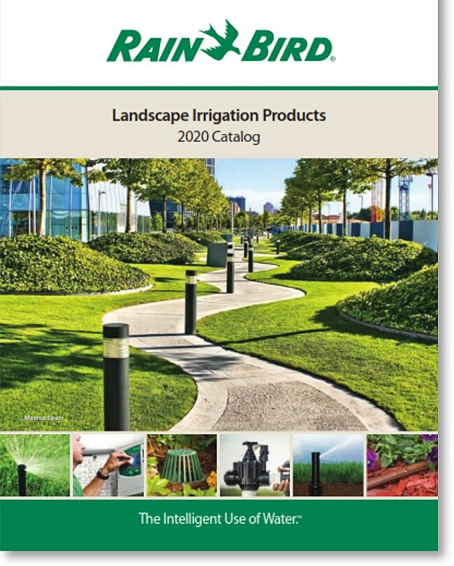 2020 Landscape Irrigation Catalog