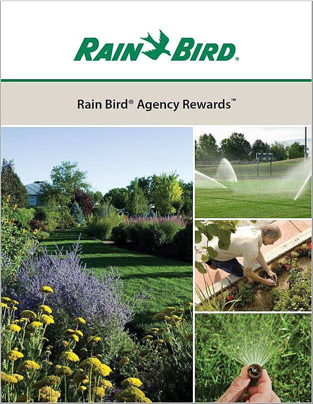 Rain Bird Agency Rewards Program