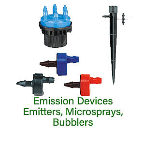 Drip Emission Devices