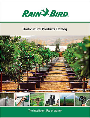 2019 Rain Bird Horticultural Products Catalog