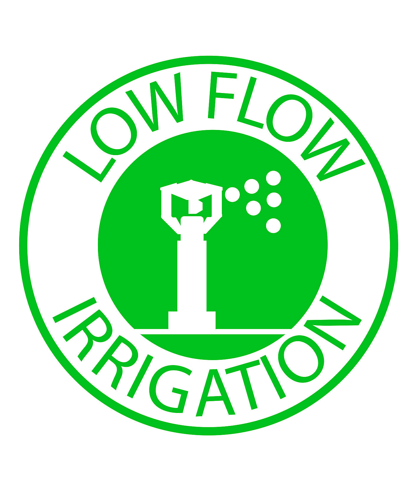 Low Flow Irrigation Logo