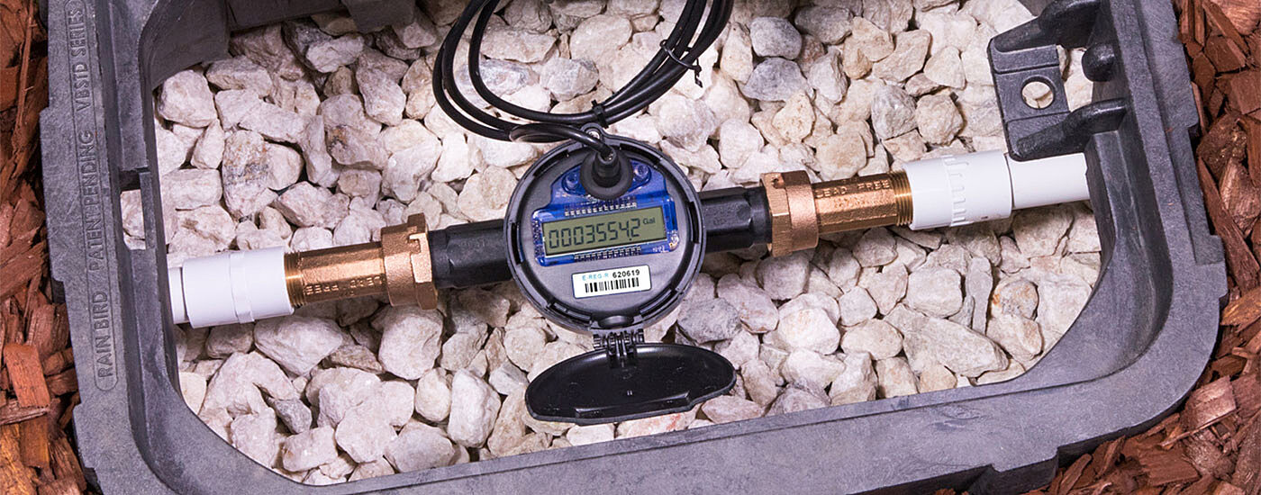 Water meters and flow sensors