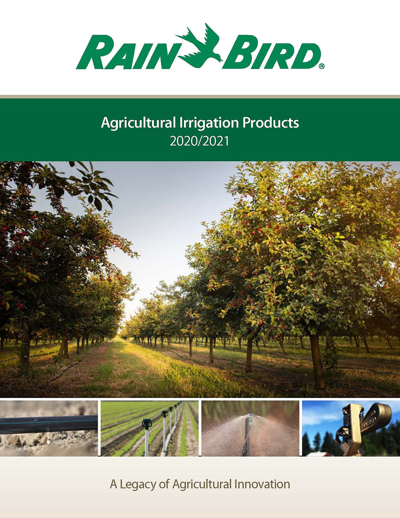 2010/ 2021 Rain Bird Horticultural Products Catalog