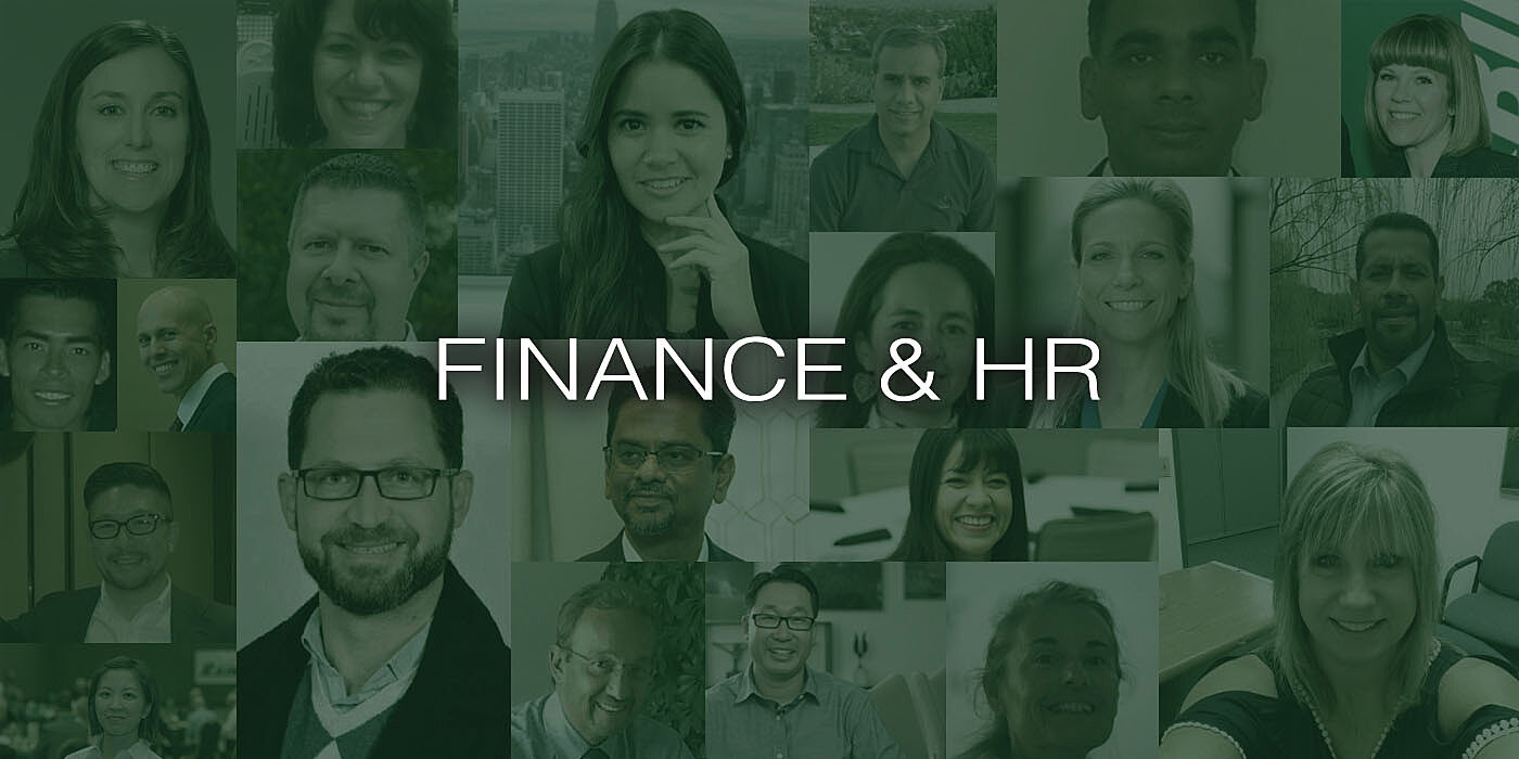 Finance and HR