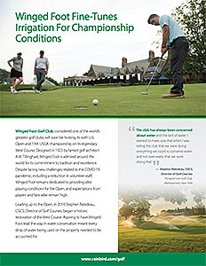 Winged Foot Article