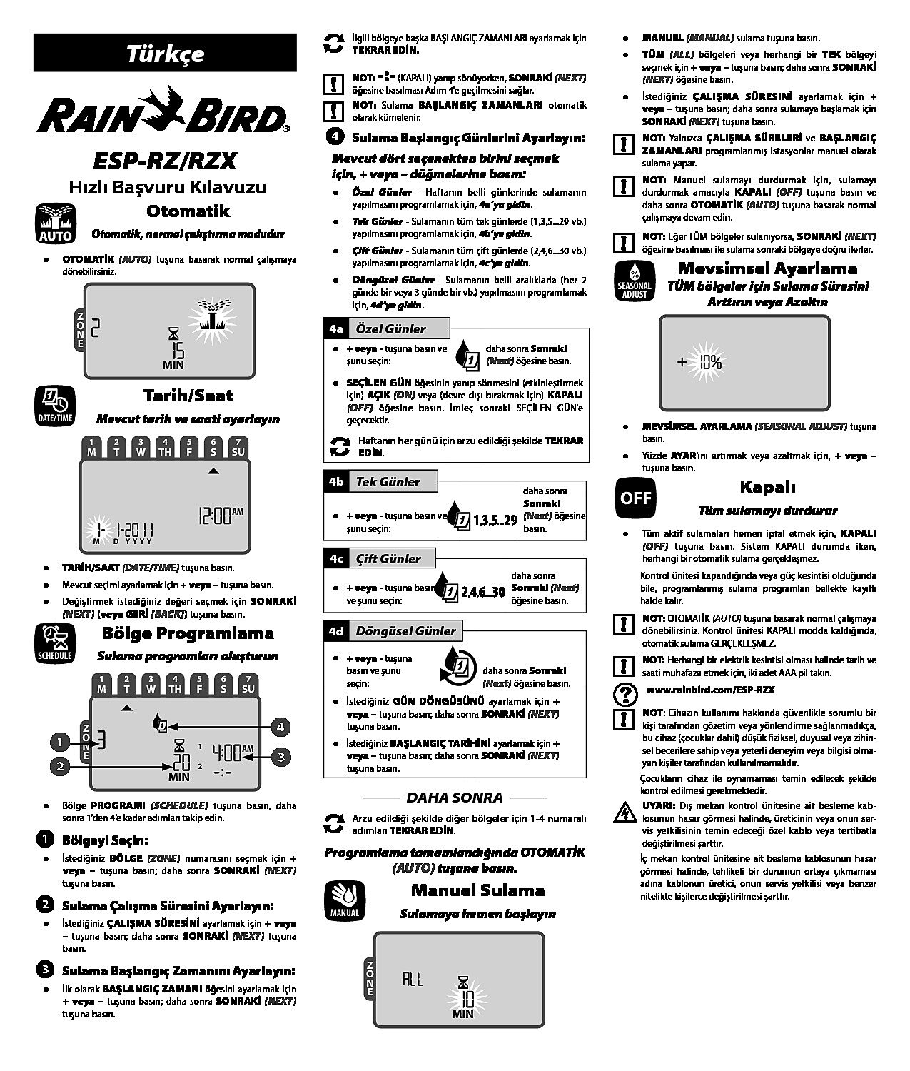 Rain Bird 24vac Wiring Diagrams - Wiring Diagram