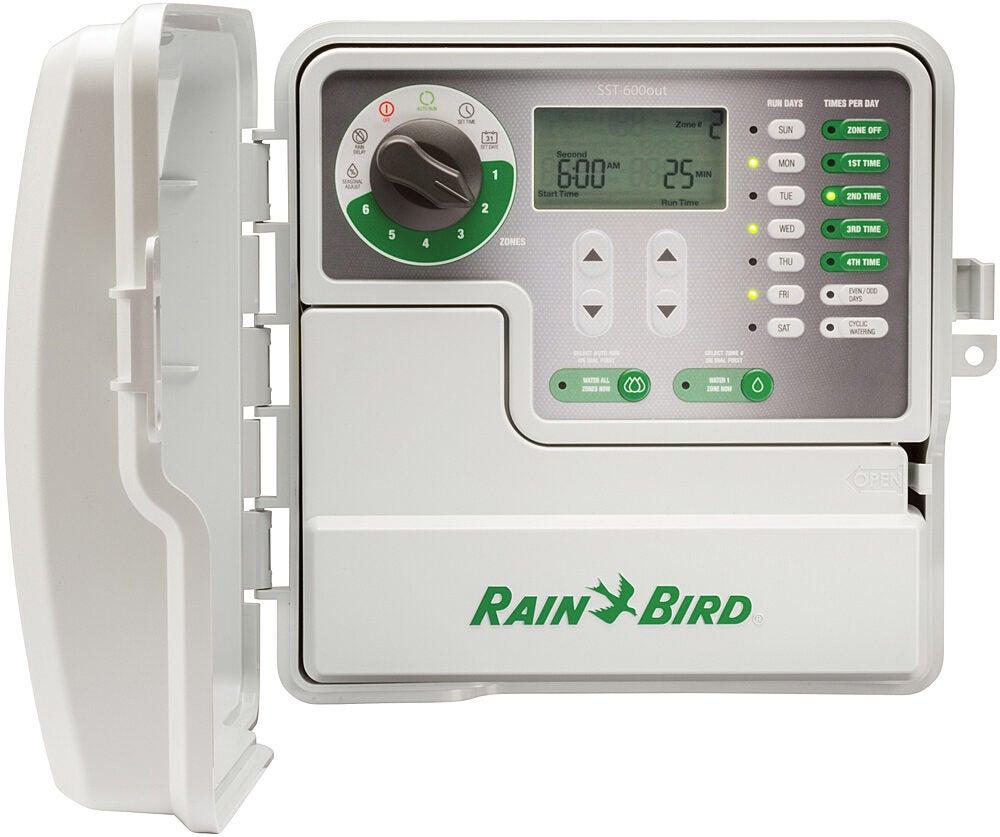 Sst Quot Simple To Set Quot Indoor Outdoor Irrigation Timer Rain