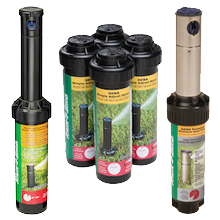 Free Sprinkler Design Services | Rain Bird