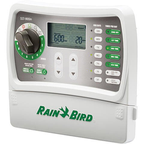 Garden Sprinklers Automatic Timer Irrigation Water Controller Electronic System