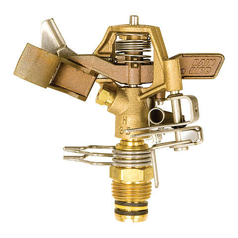 Rain Bird 41' Brass Impact Sprinkler