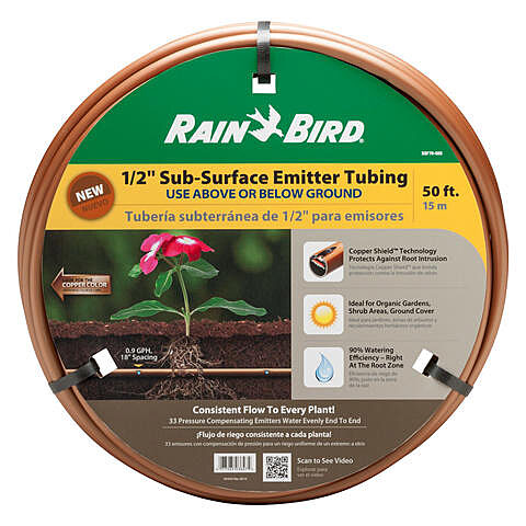 Rain Bird SUBSURF E-TUBE-50FT