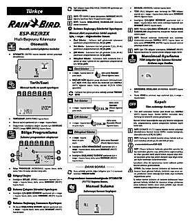 rain bird support esp rzx rain bird rh rainbird com Rain Bird 24VAC Wiring Diagrams Rain Bird Wiring Diagrams 2Wire