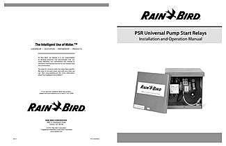Enjoyable Psr Universal Pump Start Relays Wiring Cloud Geisbieswglorg