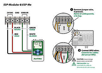 Rainbird Wire Diagram - Wiring Diagrams Log on