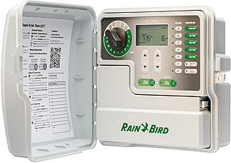 Rain Bird SST Series outdoor sprinkler timers