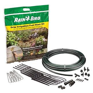 Rain Bird DRIP STARTER KIT, 6 CASE