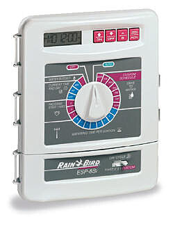Rain Bird Support Timers Controllers