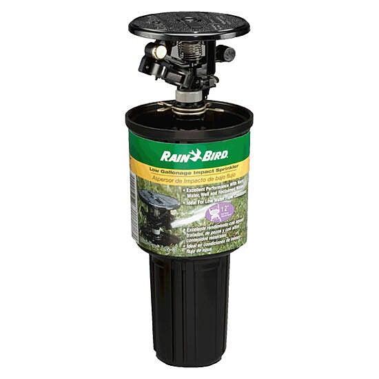 LG3 Mini-Paw Pop-Up Impact Sprinklers | Rain Bird
