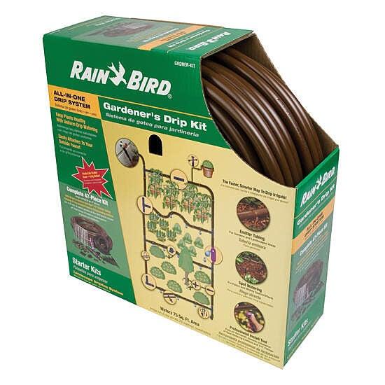 Gardener S Drip Kit Rain Bird