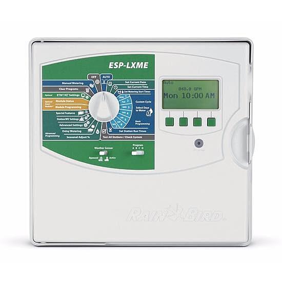 ESP-LXME & ESP-LXMEF Modular Controllers | Rain BirdRain Bird