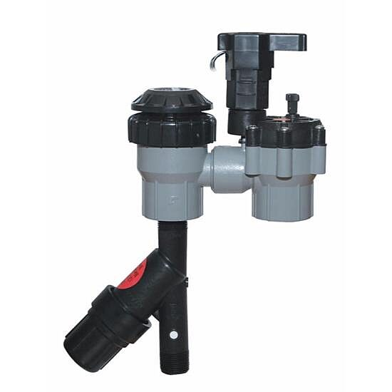 Low Flow Control Zone Kits With Anti Siphon Valve And Pr