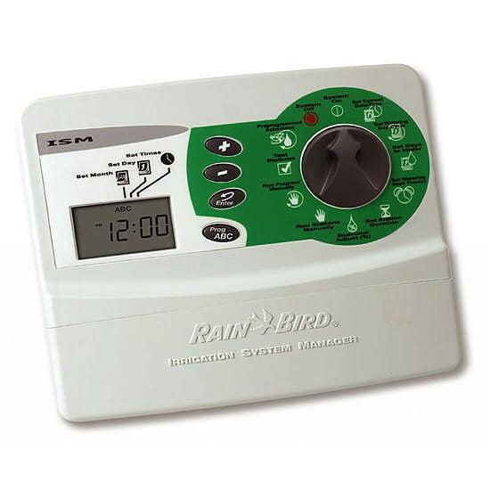 ISM | Rain Bird Rain Bird Sprinkler Control System Wiring Diagram on