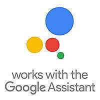 Works With Google Assistant Logo