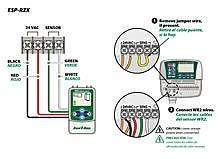 wiring diagram rain bird esp 6tm old rainbird controller rain bird esp 4 wiring diagram rain bird esp wiring diagram #4