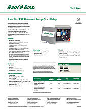 Rain Bird Pump Start Relay Wiring Diagram from www.rainbird.com