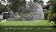 R-VAN: Effective Long-Distance Watering (French)