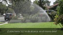 R-VAN: Effective Long-Distance Watering (Spanish)