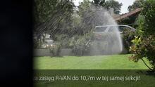 R-VAN: Effective Long-Distance Watering (Polish)