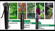 Selecting and Installing a Rain Bird RWS Root Watering System
