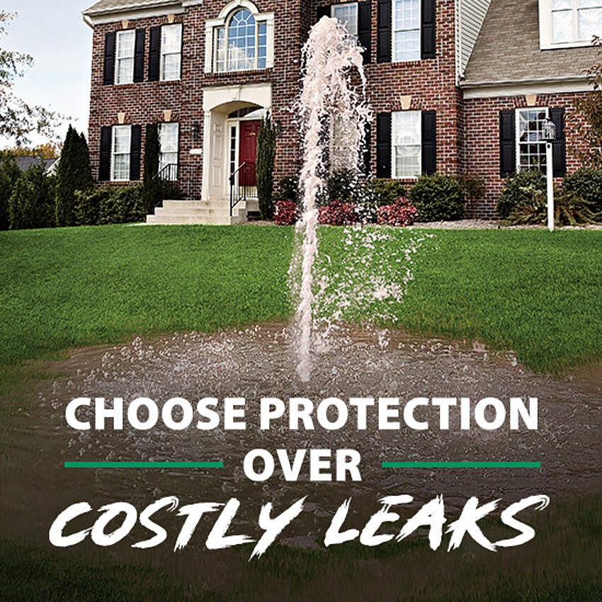 Choose protection over costly leaks